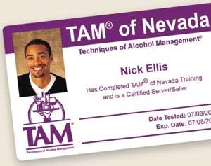 TAM CARD