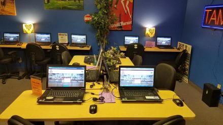 TAM Card classroom